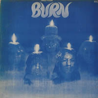 Burn, Korea, LP