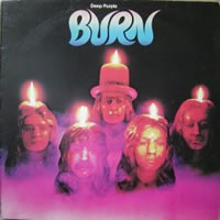 Burn, UK, LP