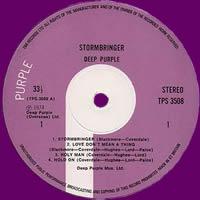 Stormbringer England LP