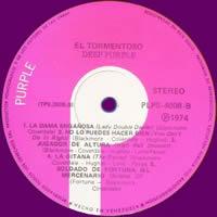Stormbringer Venezuela LP